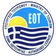 Authorized by the Greek National Tourism Organization