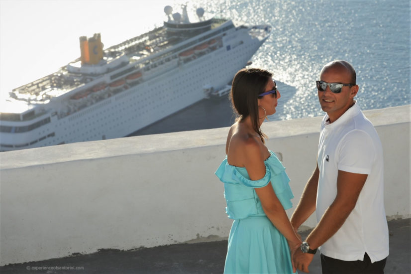 Santorini Highlights for Cruise Ships