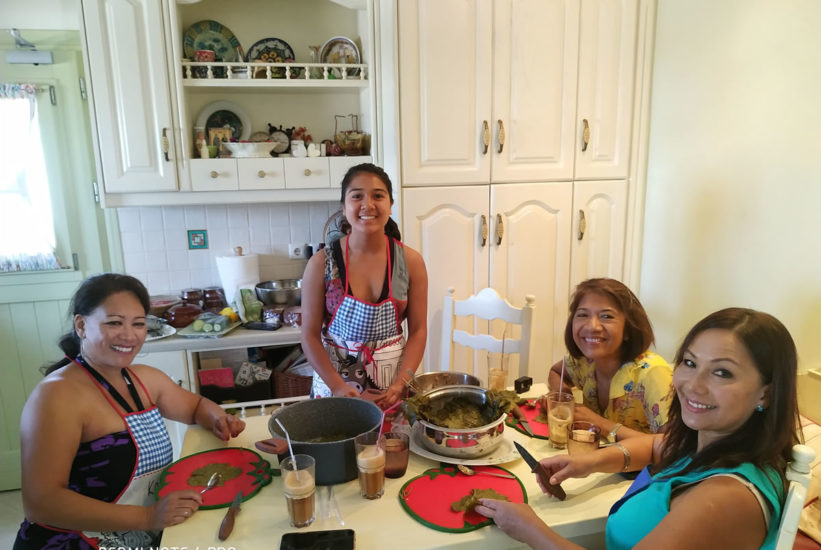 Private Cooking Class & Dinner Tour